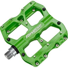 Reverse Escape Pedals neon green
